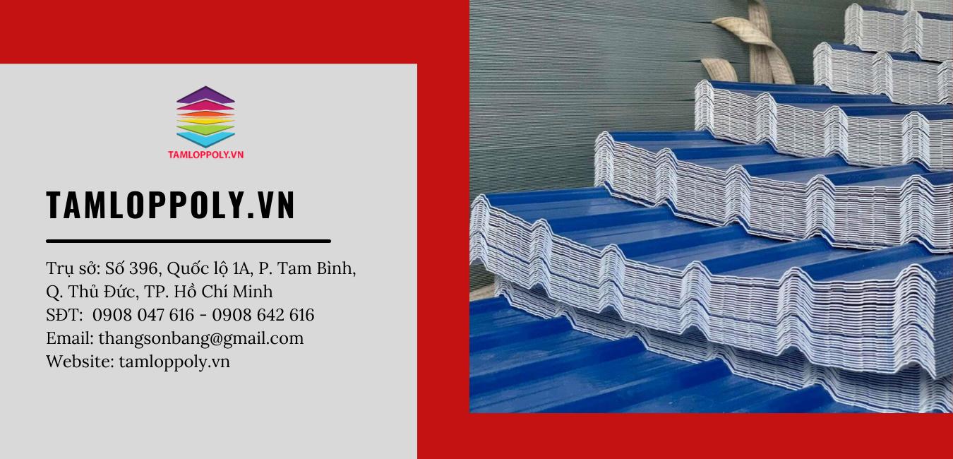 Tôn nhựa ASA PVC là sản phẩm được nhiều người tin dùng